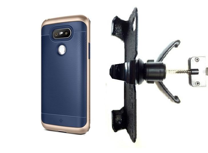 Slipgrip Vent Holder For Lg G5 Phone Using Ology Waveleng...